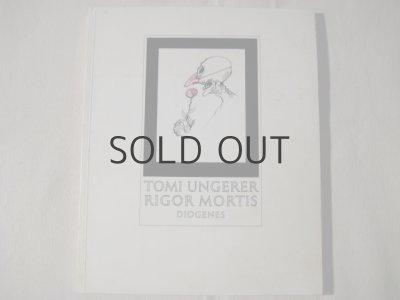 画像1: トミ・ウンゲラー 「TOMI UNGERER RIGOR MORTIS」
