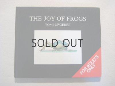 画像1: トミ・ウンゲラー「THE JOY OF FROGS」