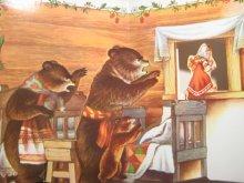 他の写真1: ポップアップ絵本「THE THREE BEARS」1985年