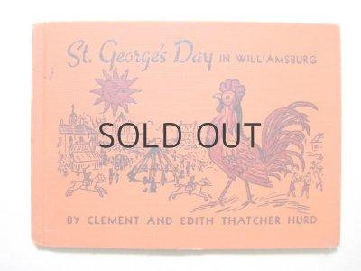 画像1: クレメント・ハード「St. George's Day in Williamsburg」1952年