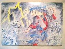他の写真1: 井上洋介・紙芝居「いたずらめがみかぜのピカタ」