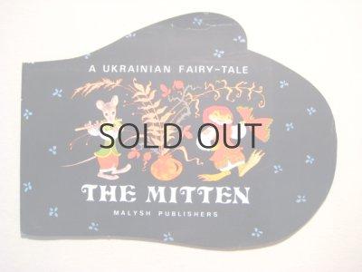 画像1: 【ロシア関連の本】ウクライナ民話「THE MITTEN」てぶくろ/1975年