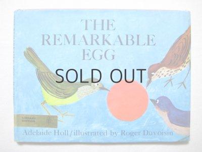 画像1: ロジャー・デュボアザン「THE REMARKABLE EGG」1972年