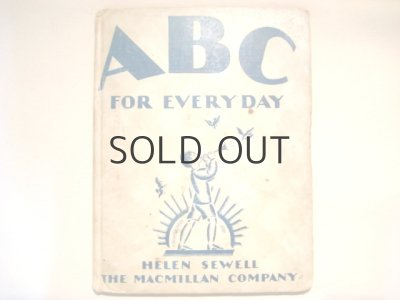 画像1: ヘレン・スウェル「ABC FOR EVERYDAY」1930年