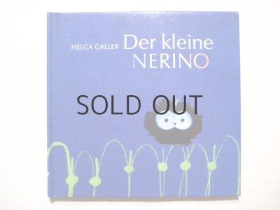 画像1: ヘルガ・ガルラー「まっくろネリノ」ドイツ語版 ※小さいです