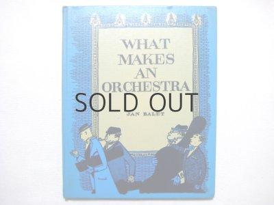 画像1: ジャン・バレット「WHAT MAKES AN ORCHESTRA」1959年
