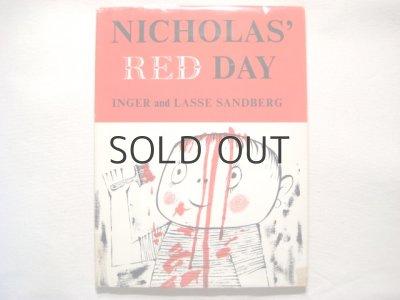 画像1: インゲル&ラッセ・サンドベルイ「NICHOLAS' RED DAY」1967年