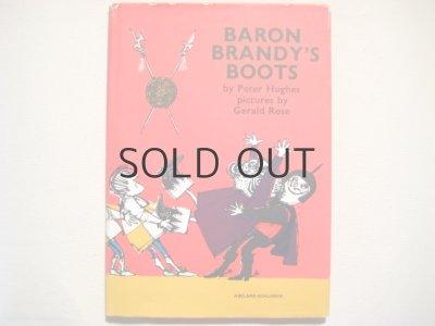 画像1: ジェラルド・ローズ「BARON BRANDY'S BOOTS」1966年