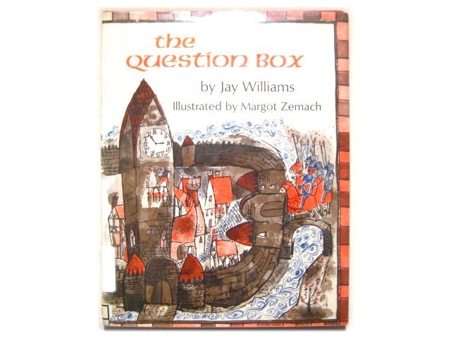 マーゴット・ツェマック「The Question Box」1965年